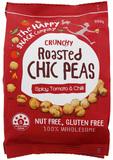 Happy Snack Chic Peas - Tomato & Chilli (200g)
