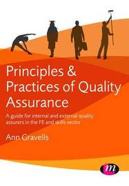 Principles and Practices of Quality Assurance by Ann Gravells image