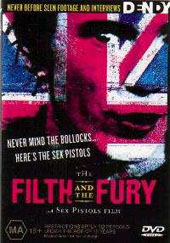 Filth and the Fury on DVD
