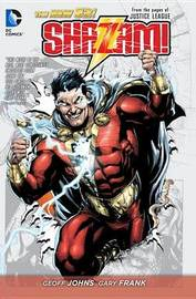 Shazam! Vol. 1 (The New 52) by Geoff Johns