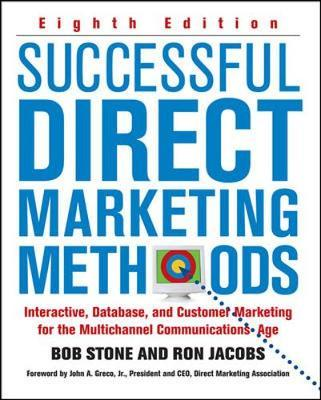 Successful Direct Marketing Methods by Bob Stone image