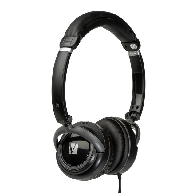 Verbatim TDK ST100 On-Ear Street Audio Headphones (Black)