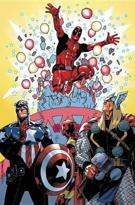 Deadpool By Daniel Way Omnibus Vol. 1 by Daniel Way