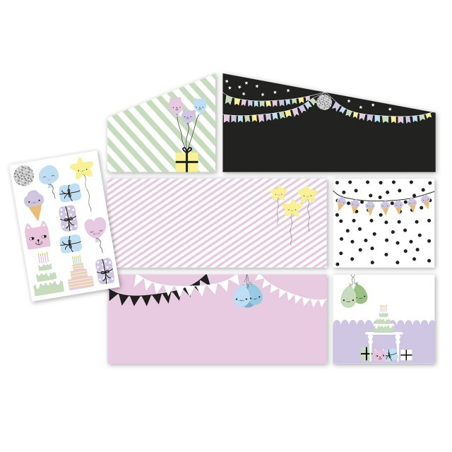 Lundby: Wall Set Creative Party image