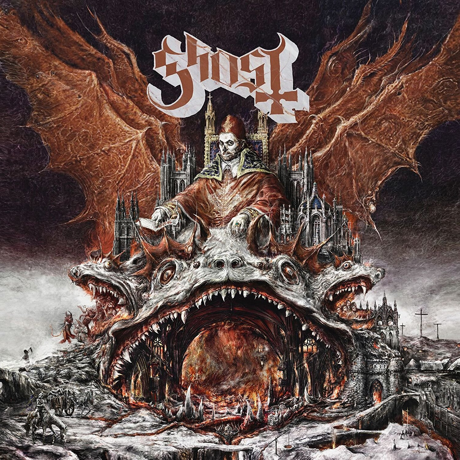 Ghost - Prequelle by Ghost image