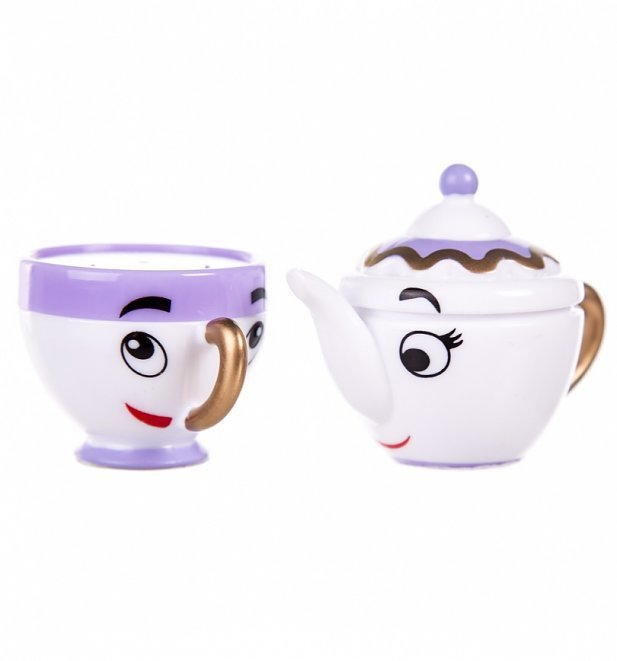 Mrs Potts & Chip Lip Balm Duo image