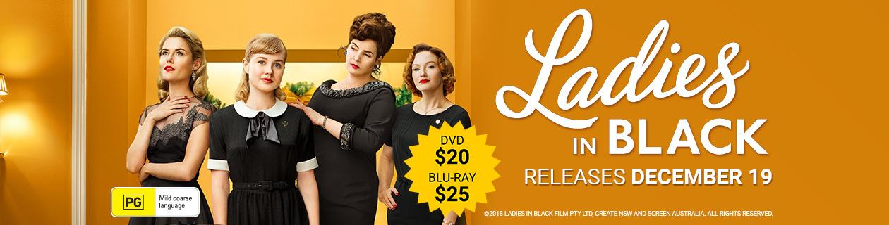 Ladies in Black $20/$25