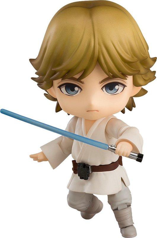 Star Wars: Luke Skywalker - Nendoroid Figure
