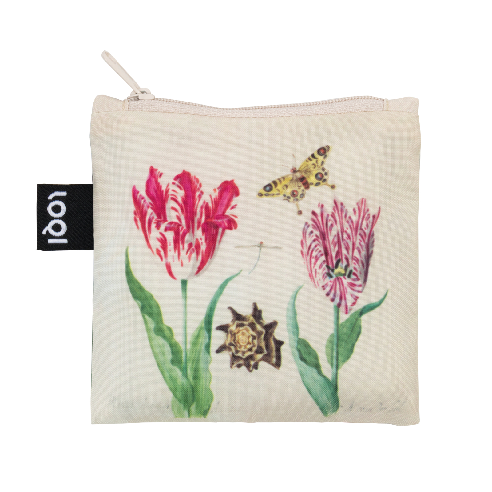 Loqi: Shopping Bag Museum Collection - Two Tulips image