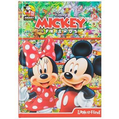 Disney Mickey & Friends by P I Kids