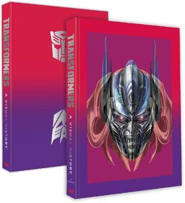 Transformers: A Visual History (Limited Edition) by Jim Sorenson image