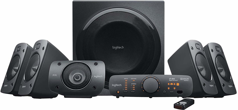 Logitech Z906 5.1 Surround Sound Speaker System image