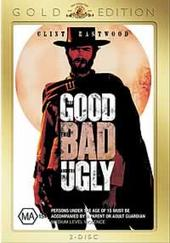 Good, The Bad, The Ugly, The: Gold Edition (2 Disc) on DVD
