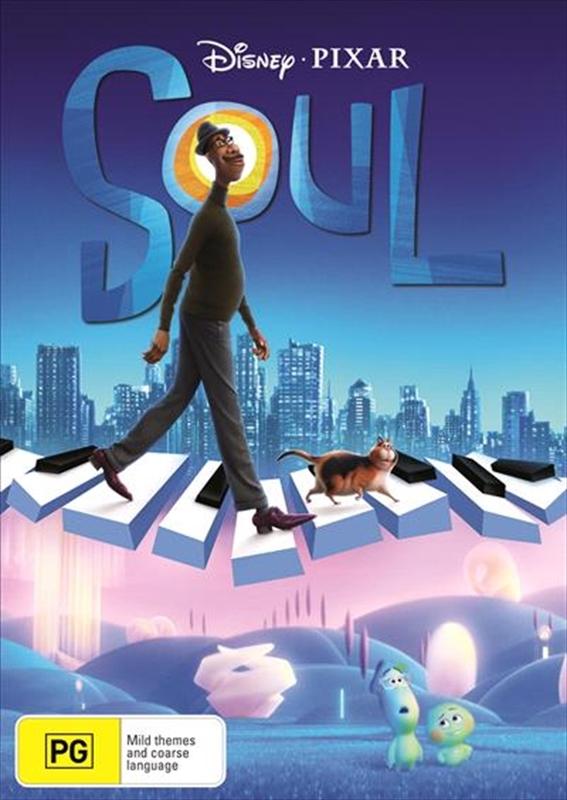 Soul on DVD