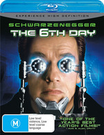 The 6th Day on Blu-ray