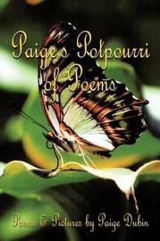 Paige's Potpourri of Poems by Paige Dubin image