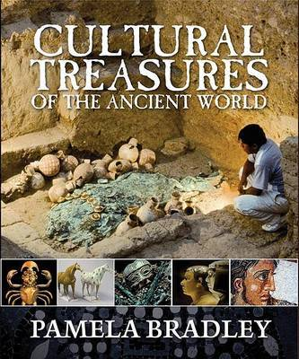 Cultural Treasures of the Ancient World by Pamela Bradley image