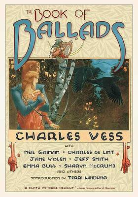 The Book of Ballads by Charles Vess image