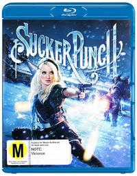 Sucker Punch on Blu-ray