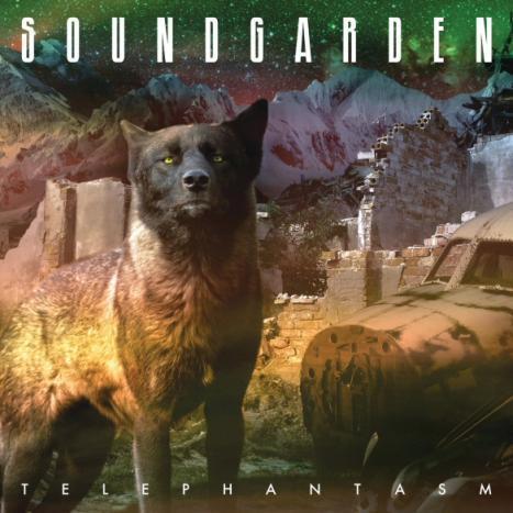 Telephantasm by Soundgarden