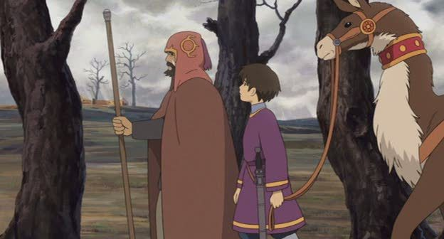 Tales From Earthsea on DVD image