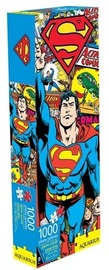 Superman Retro 1,000-Piece Slim Puzzle