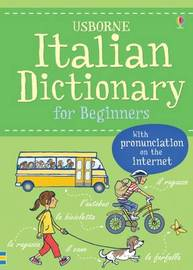 Italian Dictionary for Beginners by Helen Davies