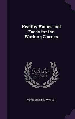 Healthy Homes and Foods for the Working Classes by Victor Clarence Vaughan image