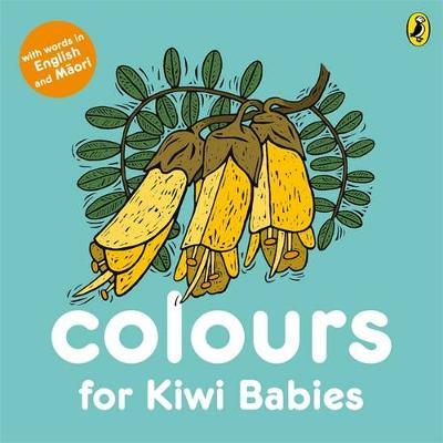 Colours for Kiwi Babies by Fraser Williamson image