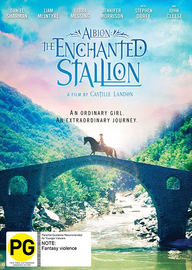 Albion the Enchanted Stallion DVD