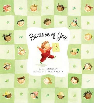 Because of You by B.G. Hennessy image