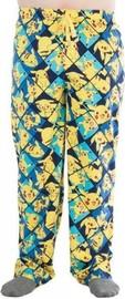 Pokemon: Pikachu All Over Print Sleep Pants (Large)
