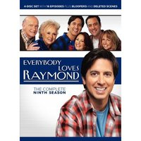 Everybody Loves Raymond - The Complete Season 9 (4 Disc Set) on DVD image