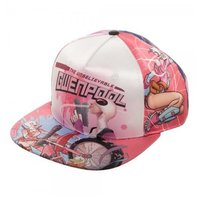 Marvel: Gwenpool Sublimated - Snapback Cap