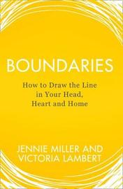 Boundaries by Jennie Miller image