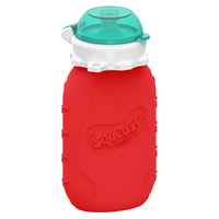 Squeasy Gear Snacker - Red (180ml)