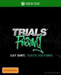 Trials Rising for Xbox One