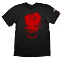 """Dead by Daylight T-Shirt """"Bloodletting Red"""", S"""