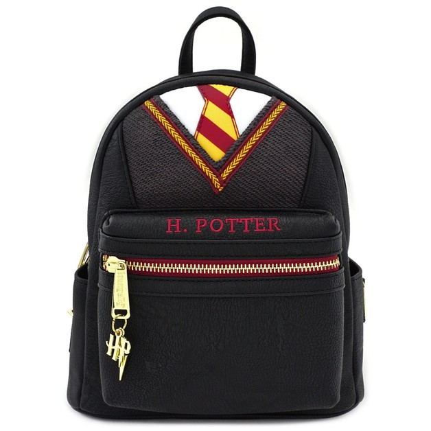 Loungefly: Harry Potter - Uniform Mini Backpack