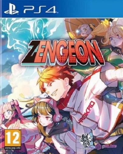 Zengeon for PS4