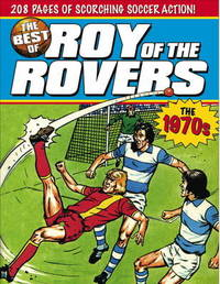 The Best of Roy of the Rovers by Tom Tully image