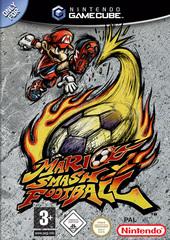 Mario Smash Football for GameCube