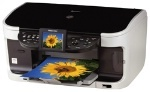 Canon MP800R All-in-One Print Scan & Copy Wireless Prints Photos Directly From Compatible Phones Memory Cards Mobile Phone