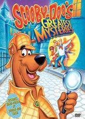 Scooby Doo's Greatest Mysteries on DVD