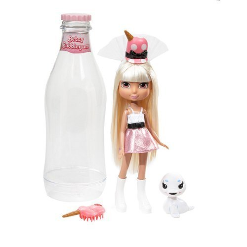 Yummi-Land Ice Cream Pop Girls - Betsy Bubblegum