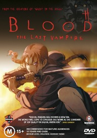 Blood The Last Vampire (Anime) on DVD image