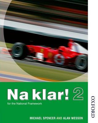 Na Klar! 2 Student's Book (Higher) by Michael Spencer image