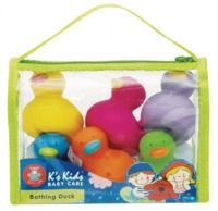 K's Kids: Rubber Duck Set - 6pc