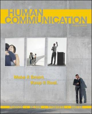 Human Communication by Judy C Pearson image