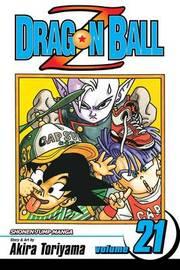 Dragon Ball Z: v. 21 by Akira